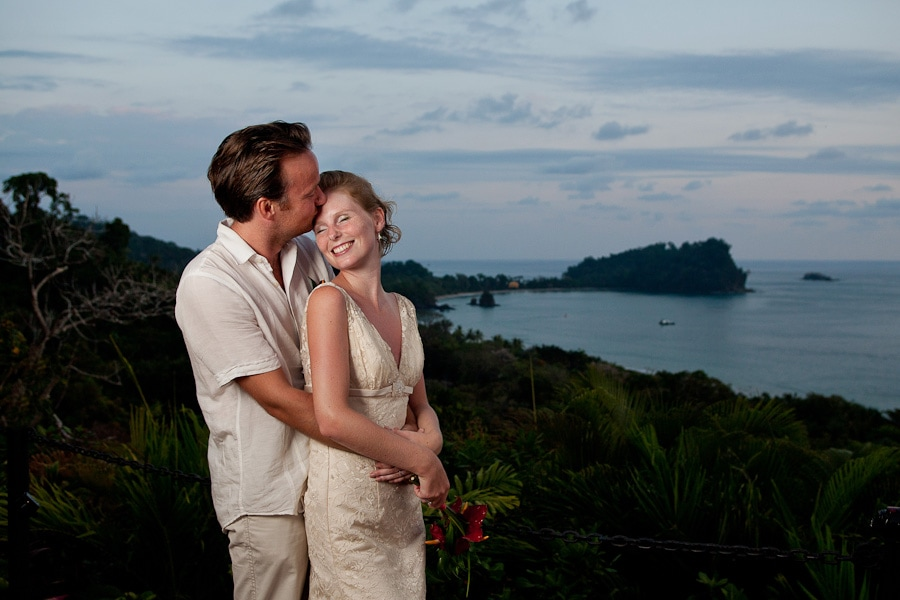 Professional Wedding Photography in Manuel Antonio Costa Rica