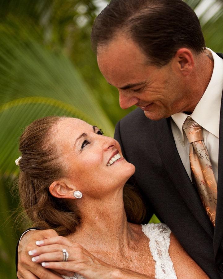 Wedding on beach in Manuel Antonio