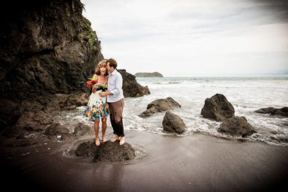 Unique Wedding Photography in Costa Rica