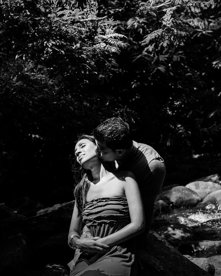 Gaia wedding photography in Costa Rica.