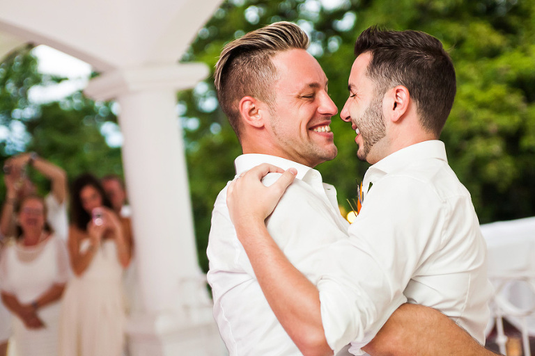 same sex wedding photography in Costa Rica