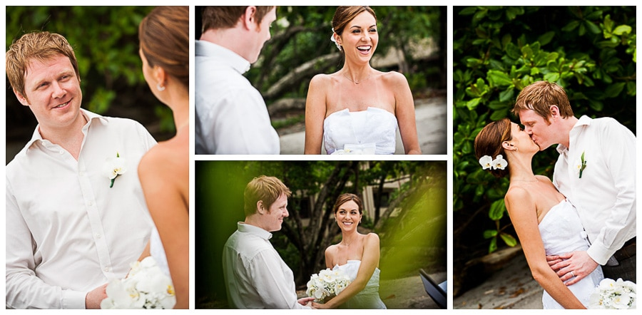 Photos from wedding in Costa Rica