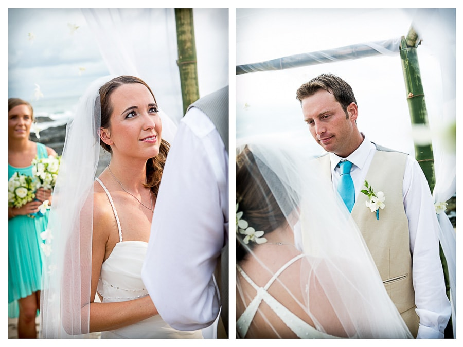 Wedding Ceremony in Tamarindo.