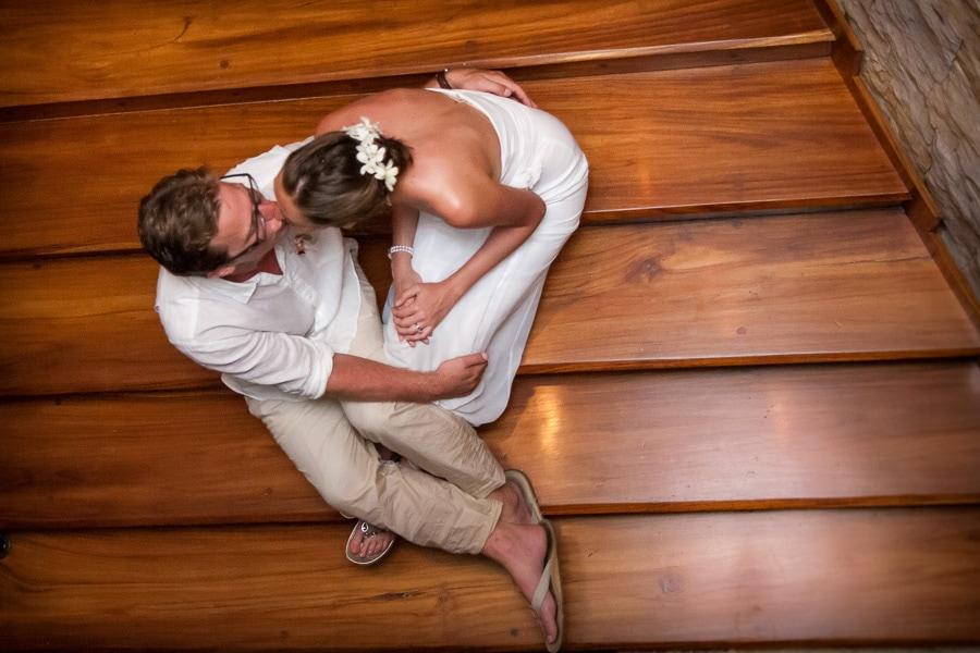 Photography at wedding in Punto de Vista.