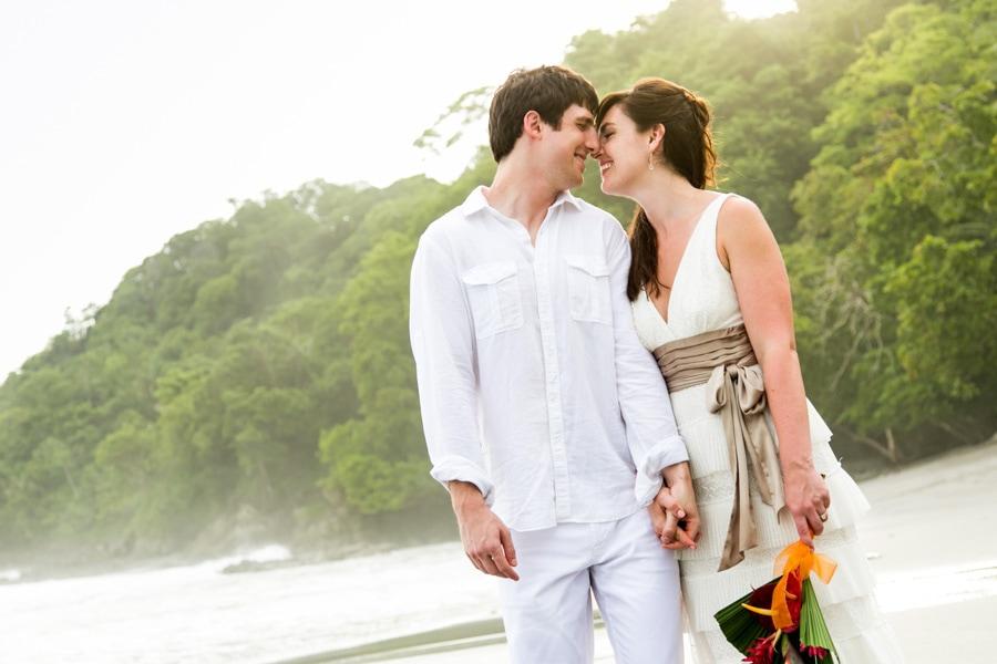 Villa Luna Tica Wedding Photography in Costa Rica