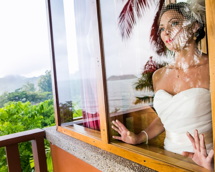 Costa Verde Wedding Photo