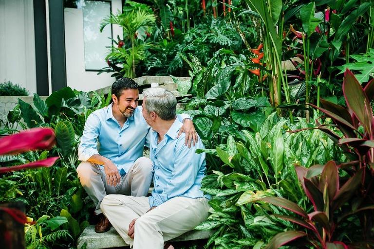 Gardens at Casa Romantica