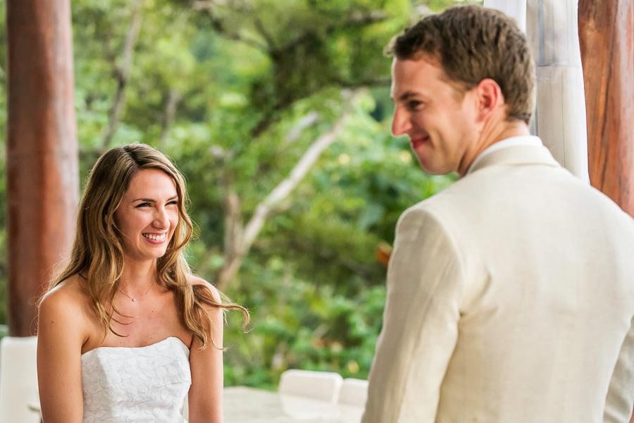 Bride at Casa Fantastica Wedding