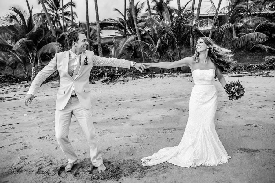 Casa Fantastica Wedding Photography in Costa Rica