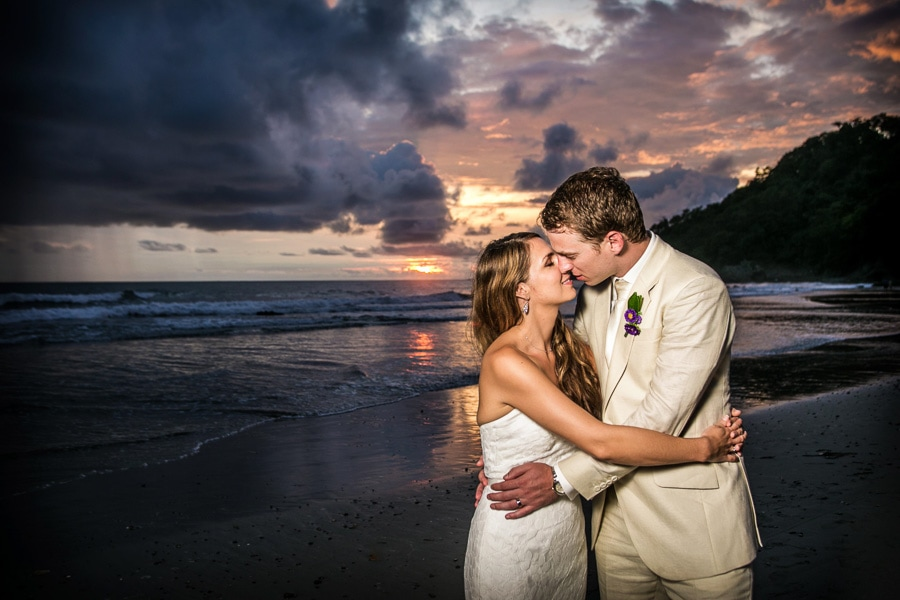 Wedding in Casa Fantastica Costa Rica