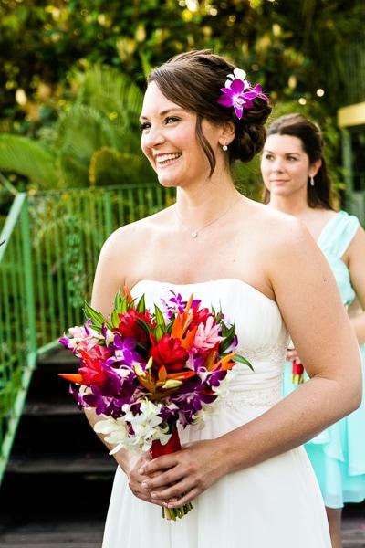 Wedding Ceremony in Costa Rica.