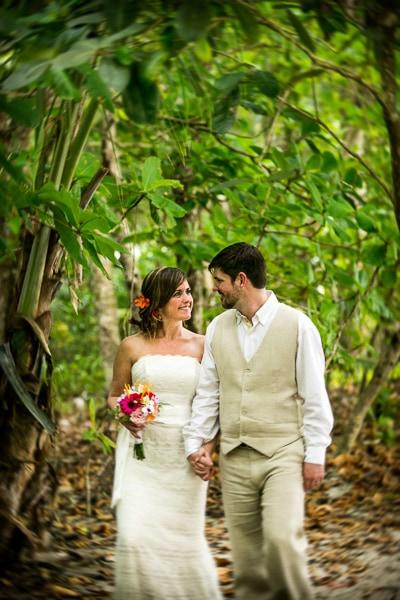 Wedding Bali House Costa Rica