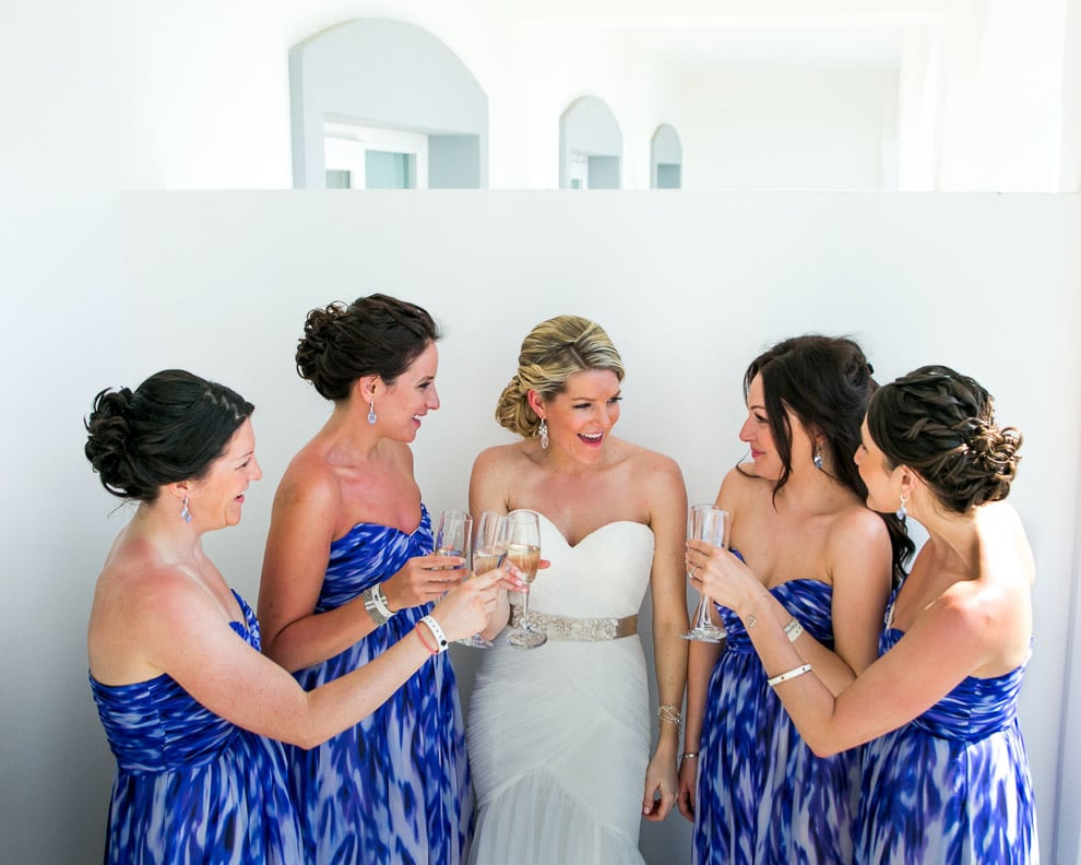 Wedding party in Riu Palace