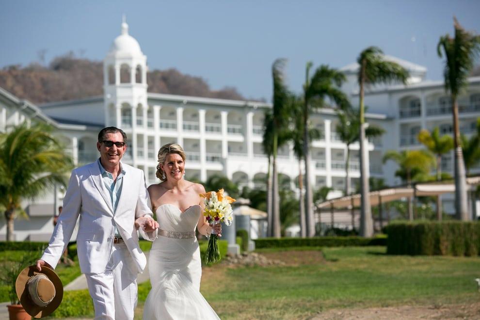 Wedding in Riu Palace