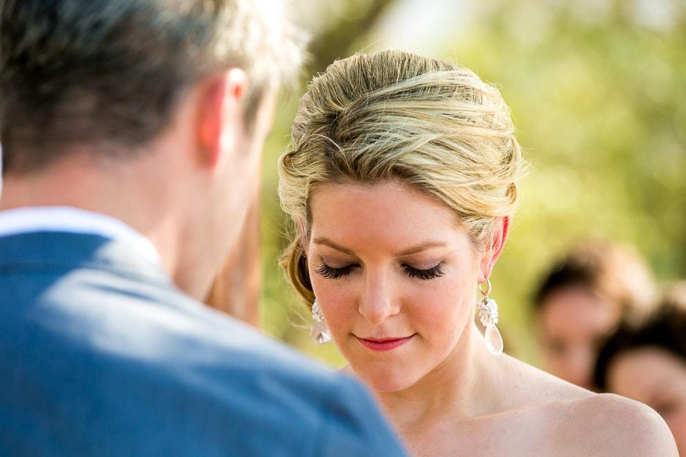 Bride at Riu Costa Rica