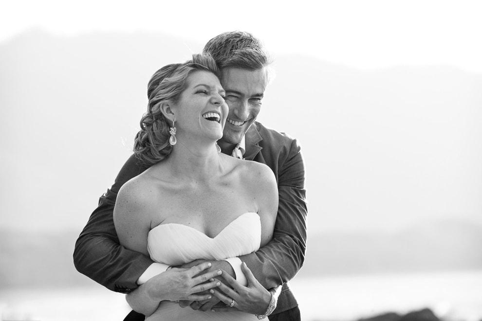 Wedding couple in Costa Rica