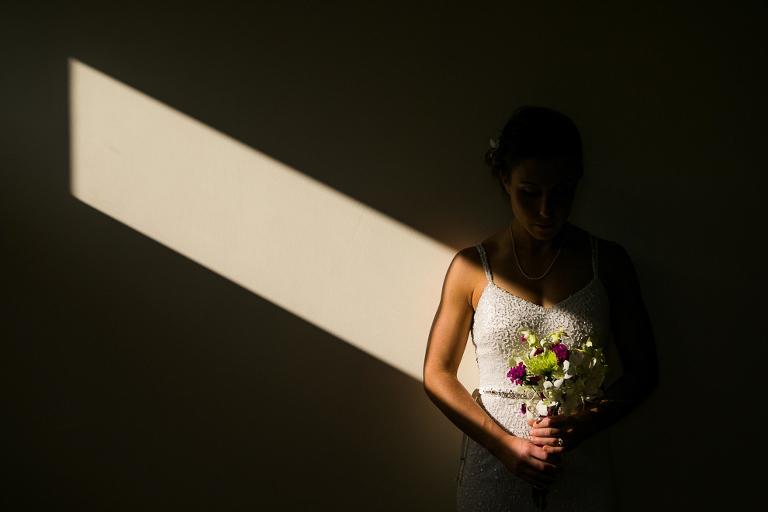 Bride in Playa Esterillos