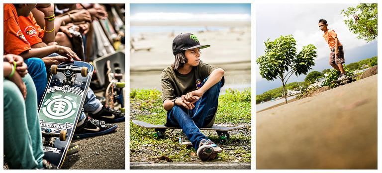 BMX Skate competition Costa Rica