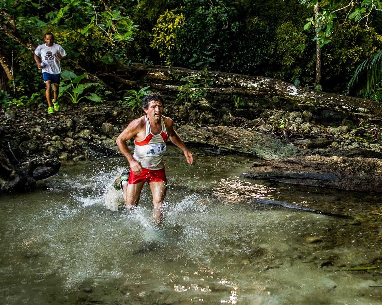Costa Rica Extreme Race in Manuel Antonio