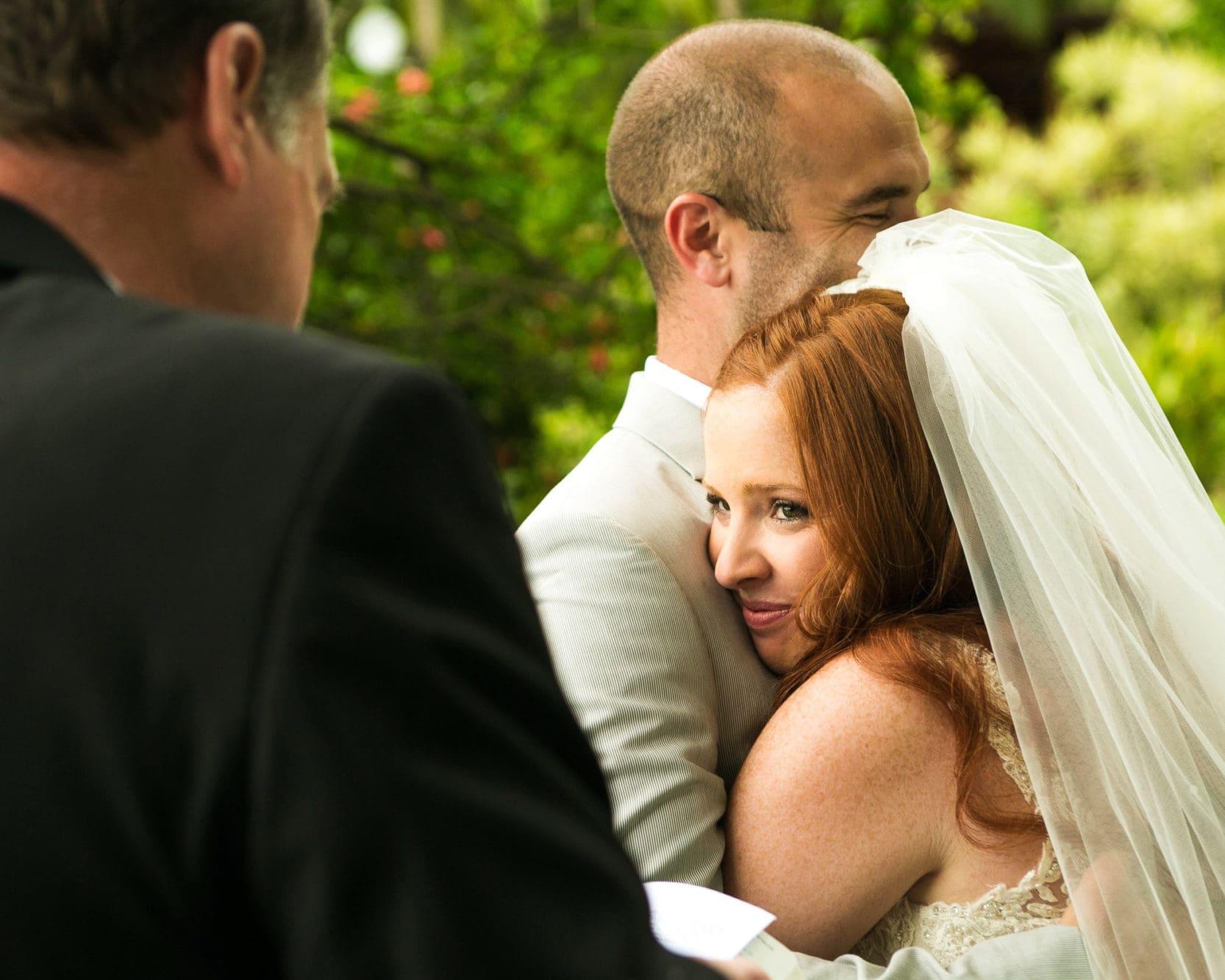 dominical wedding ceremony