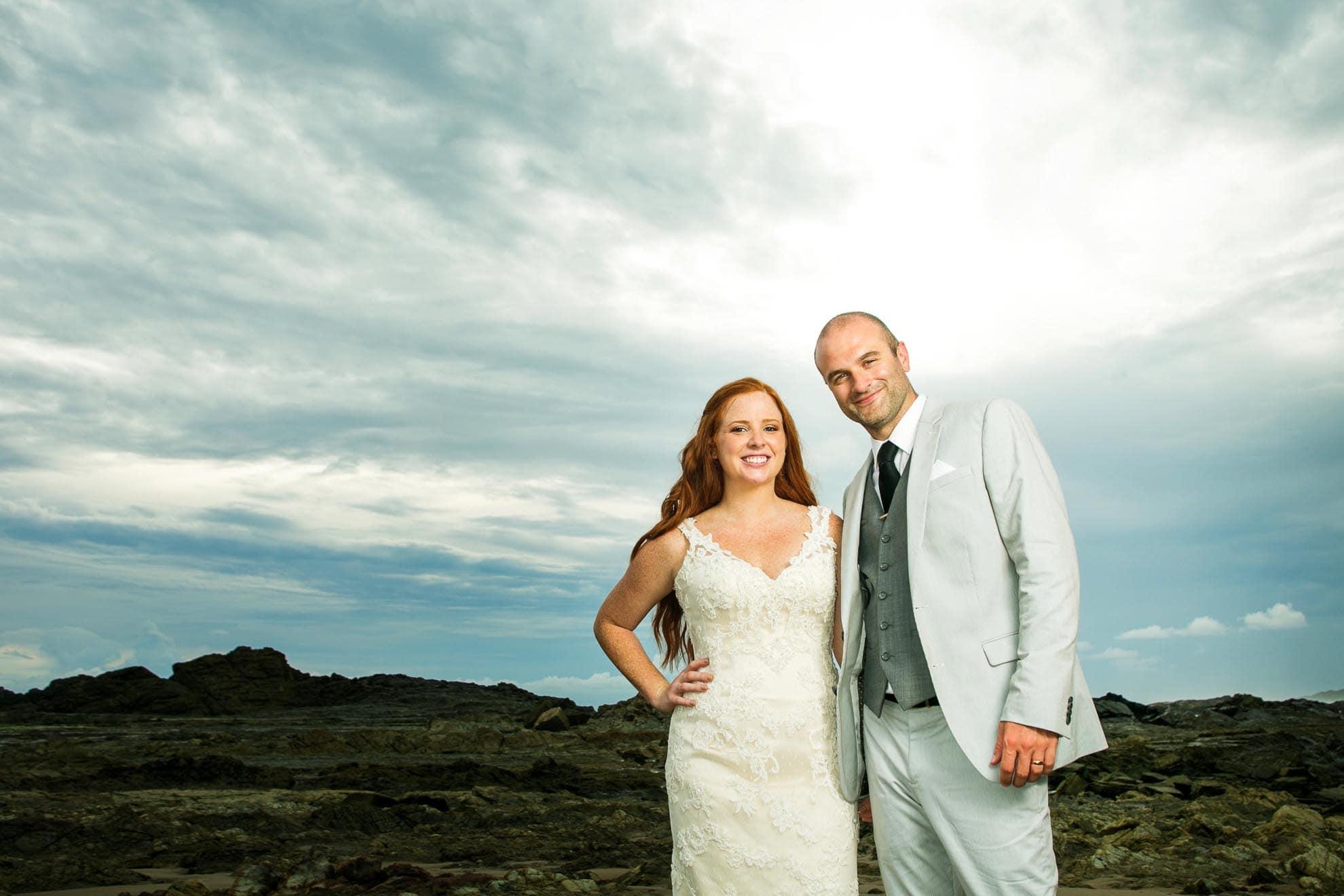 Dominical wedding photographer