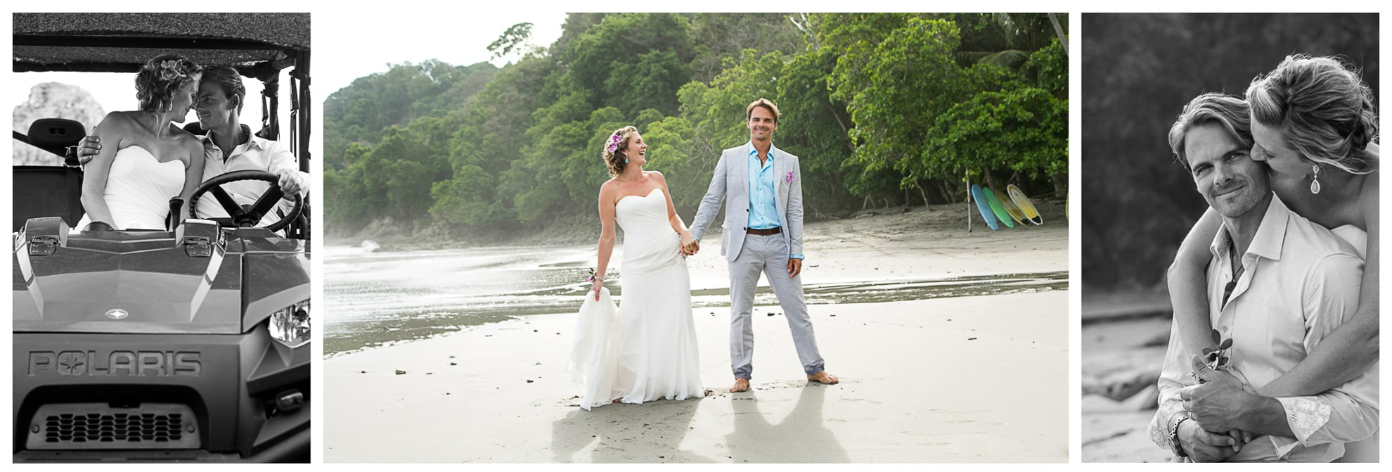 Such a fun destination wedding in Costa Rica!