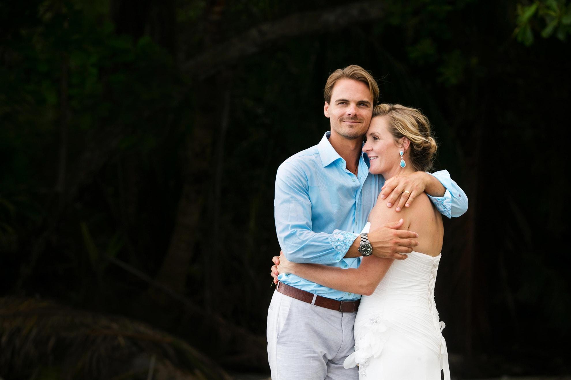 wedding photography at punto de vista costa rica