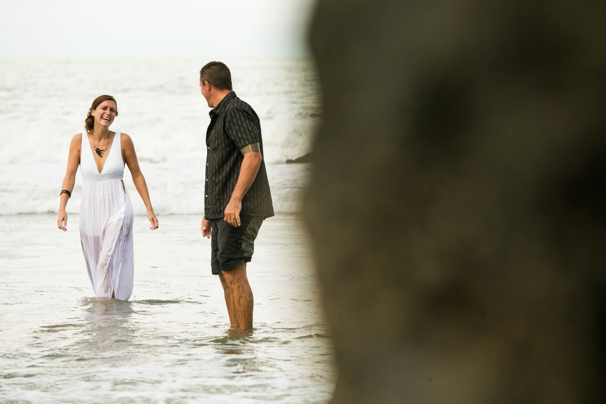 Costa Rica Trash the Dress.
