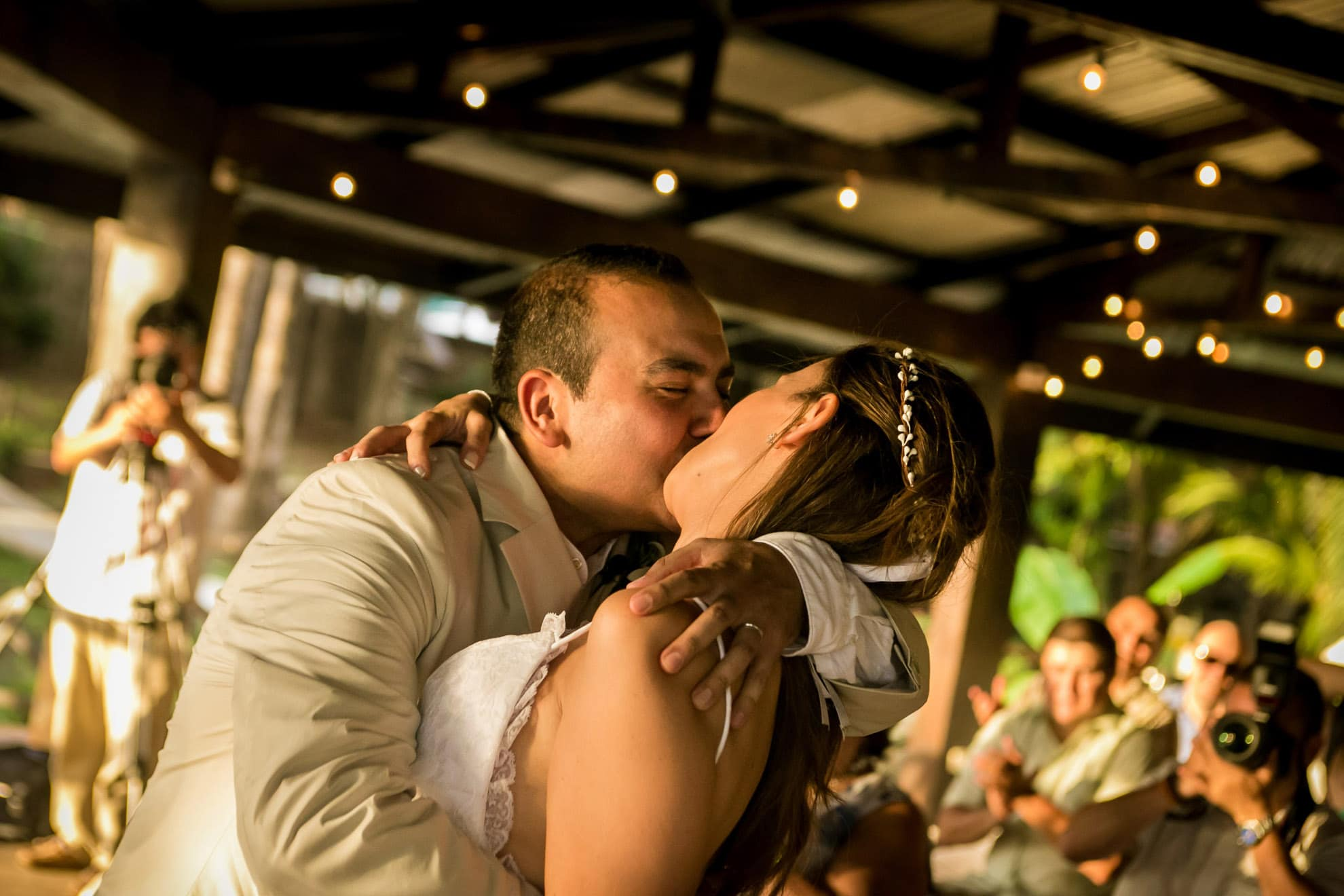 A Delightful Wedding in Sugar Beach, Costa Rica