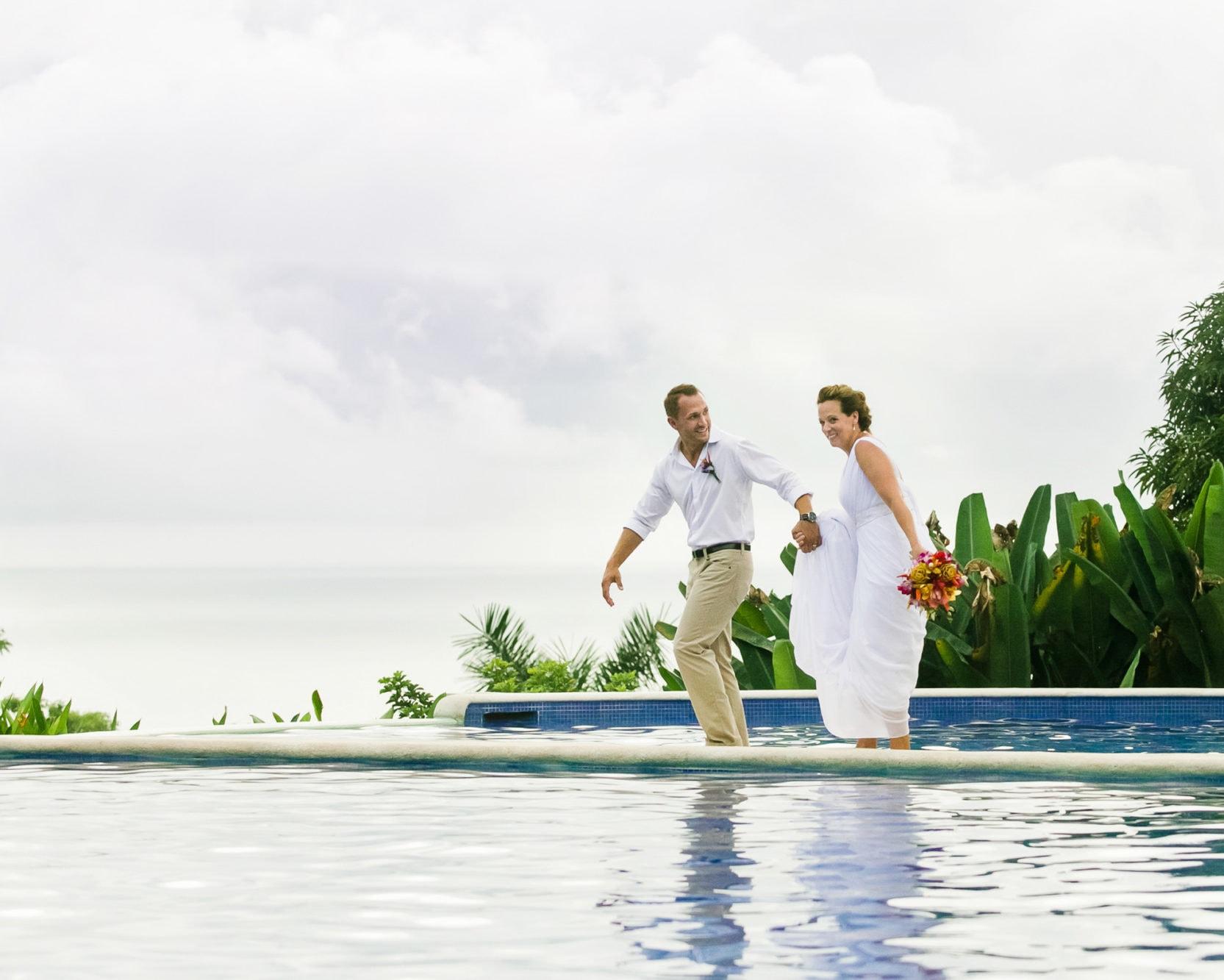 Wedding at El Parador Hotel