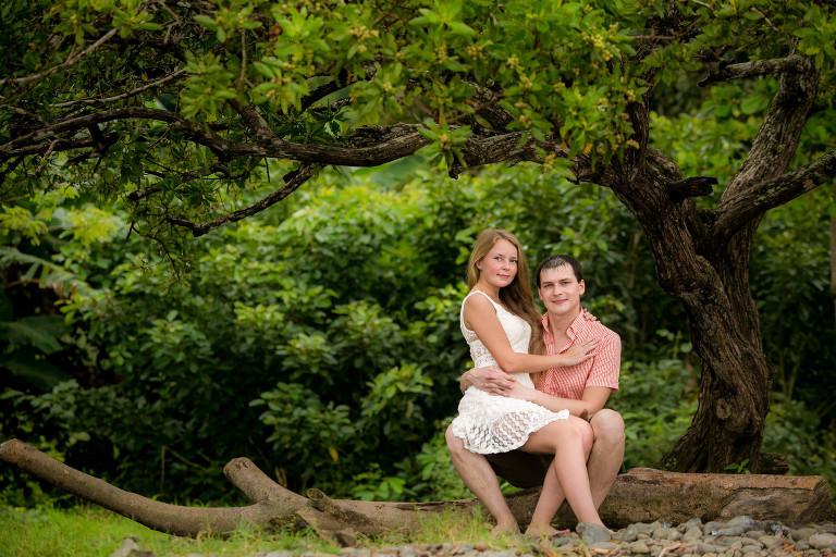 Intimate Elopement at Villas Caletas