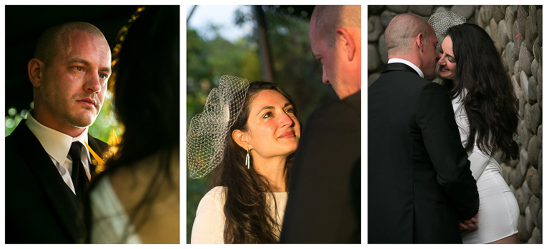 elopement Ceremony at Zephyr Palace
