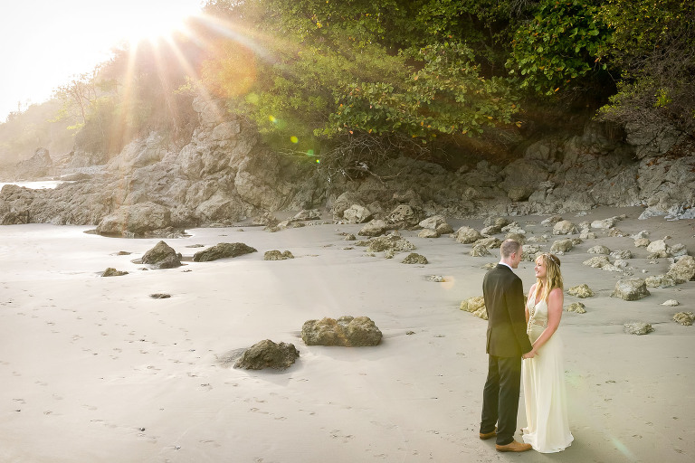 Manuel Antonio Wedding Photography