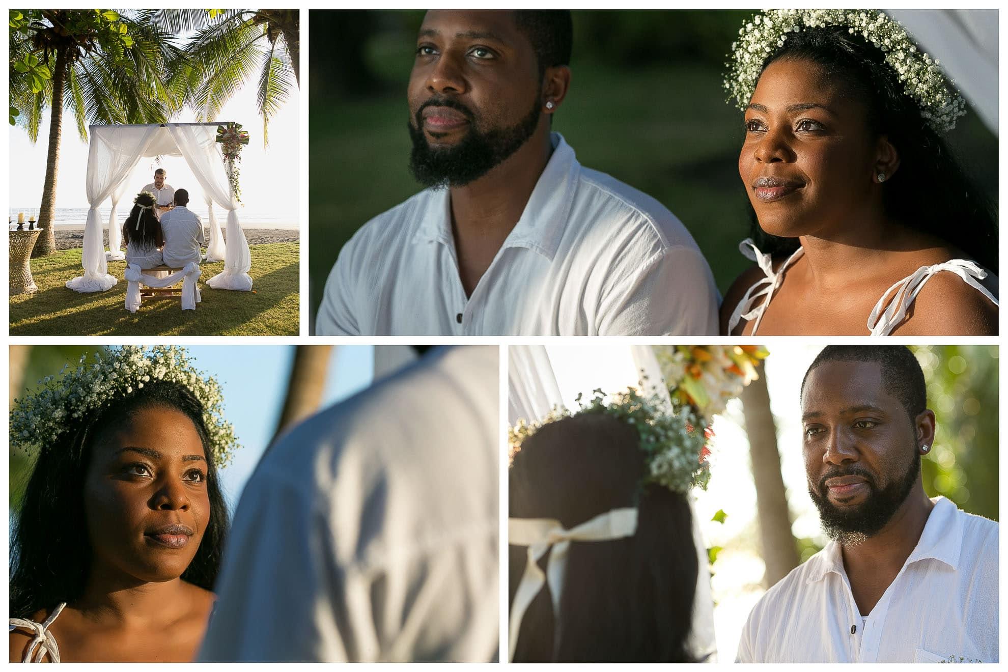 Wedding at Alma del Pacifico.