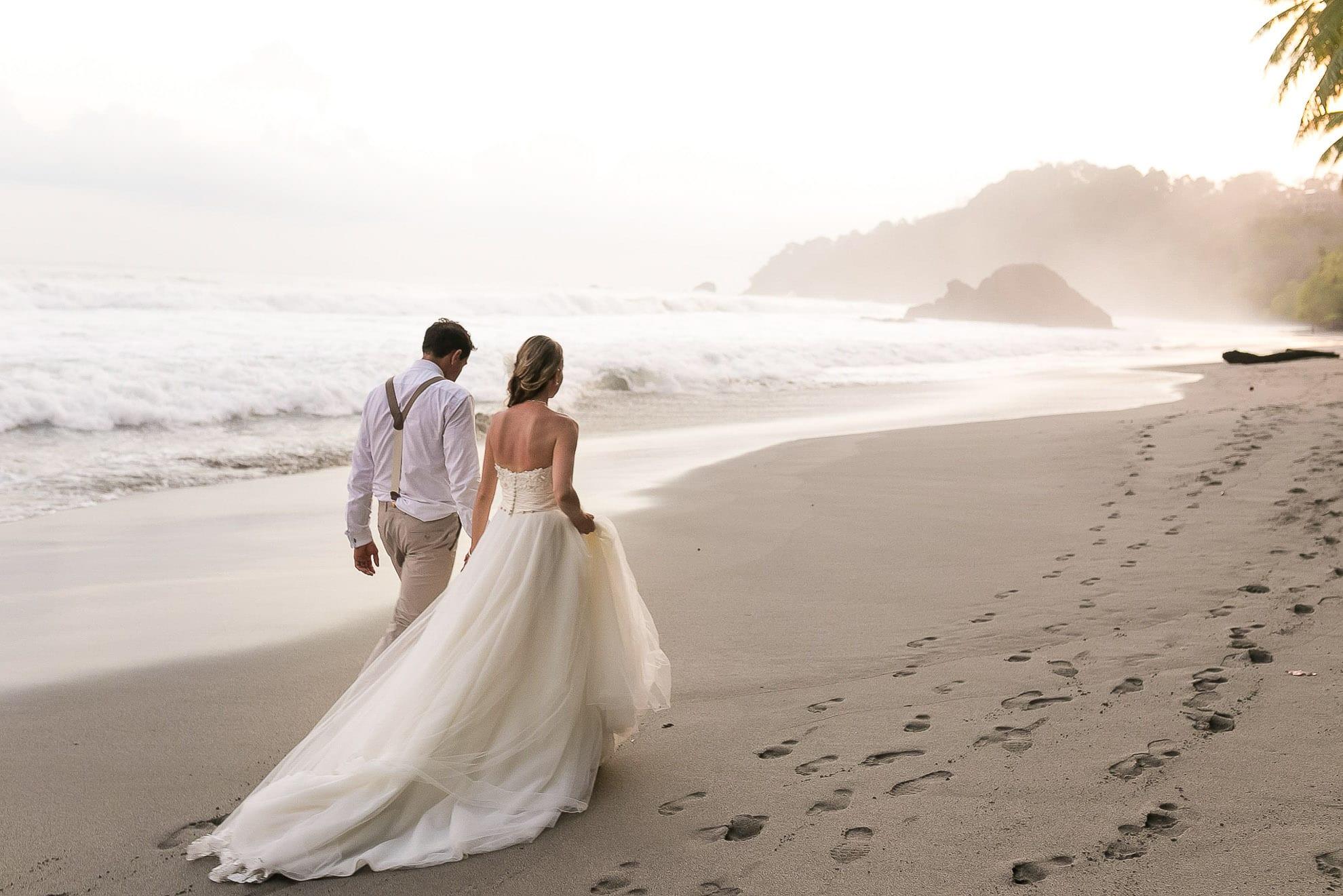 Manuel Antonio Wedding