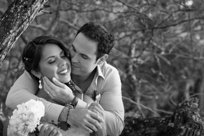 Playa Langosta Wedding Photographer