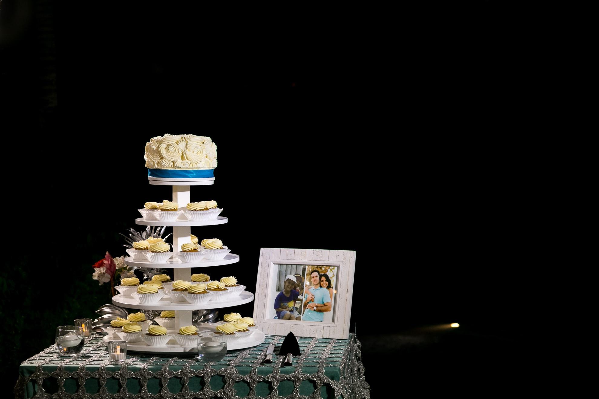 Wedding Cake in Costa Rica.