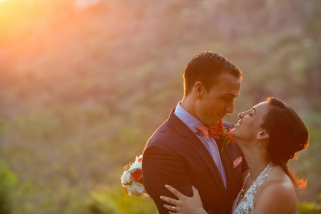 Costa Verde Grassy Knoll Wedding