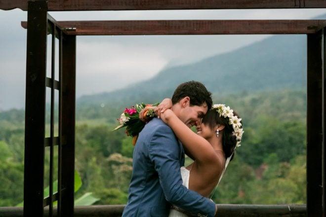 Arenal Nayara Wedding