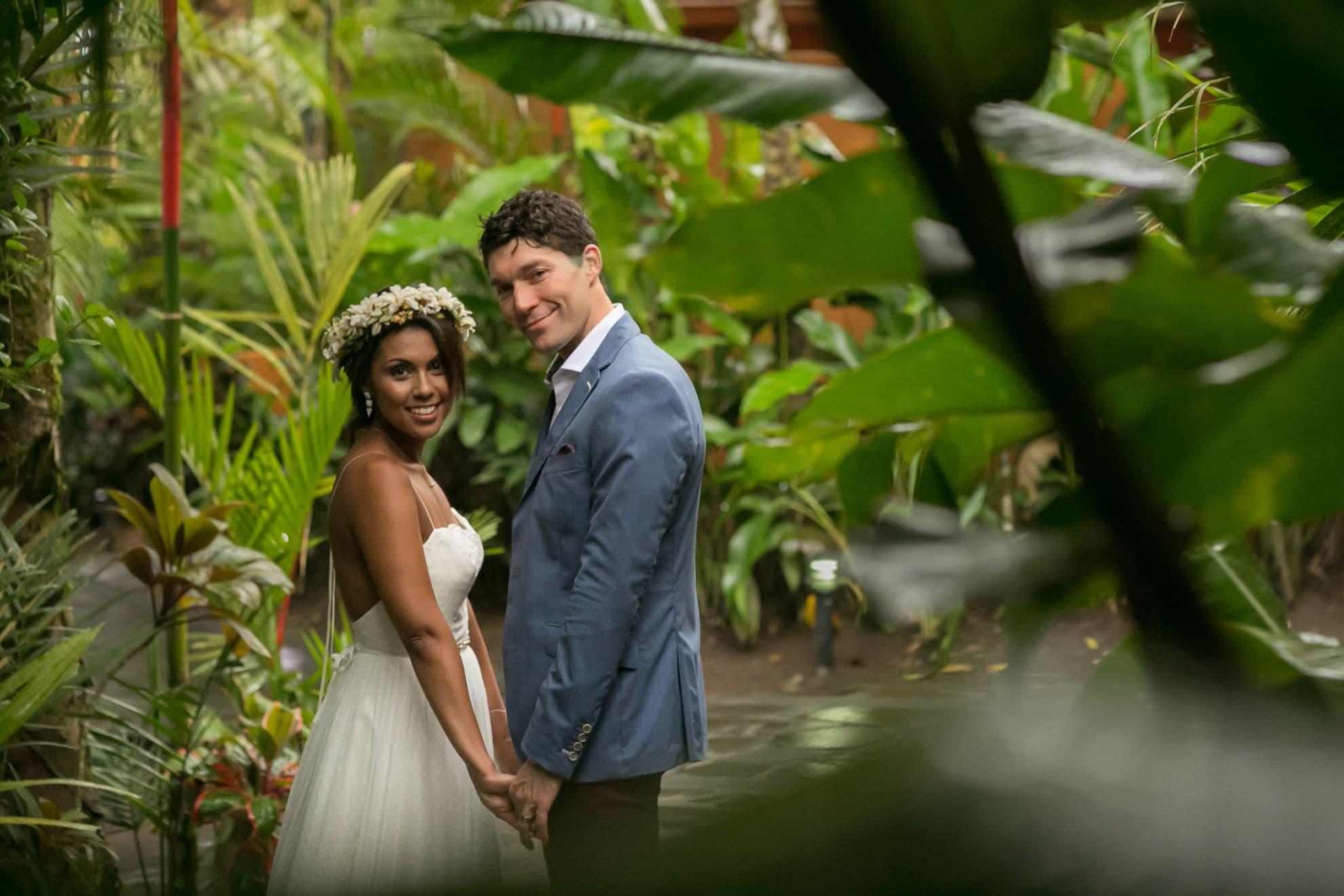 Wedding in Nayara Gardens
