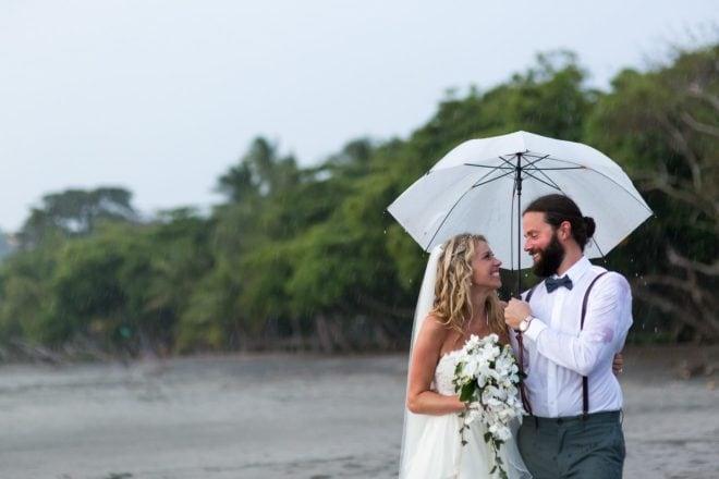 Gaia Beach Wedding