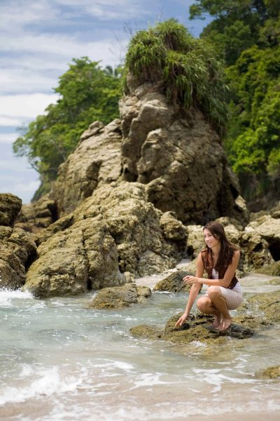 Playa Escondida in Manuel Antonio National Park