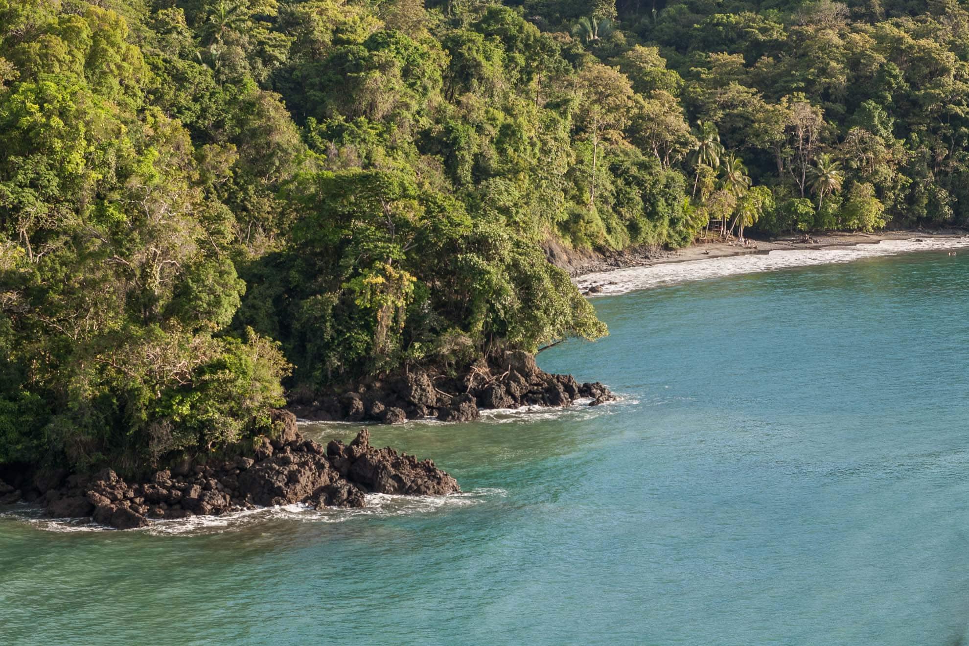 Playa La Macha Manuel Antonio, Quepos