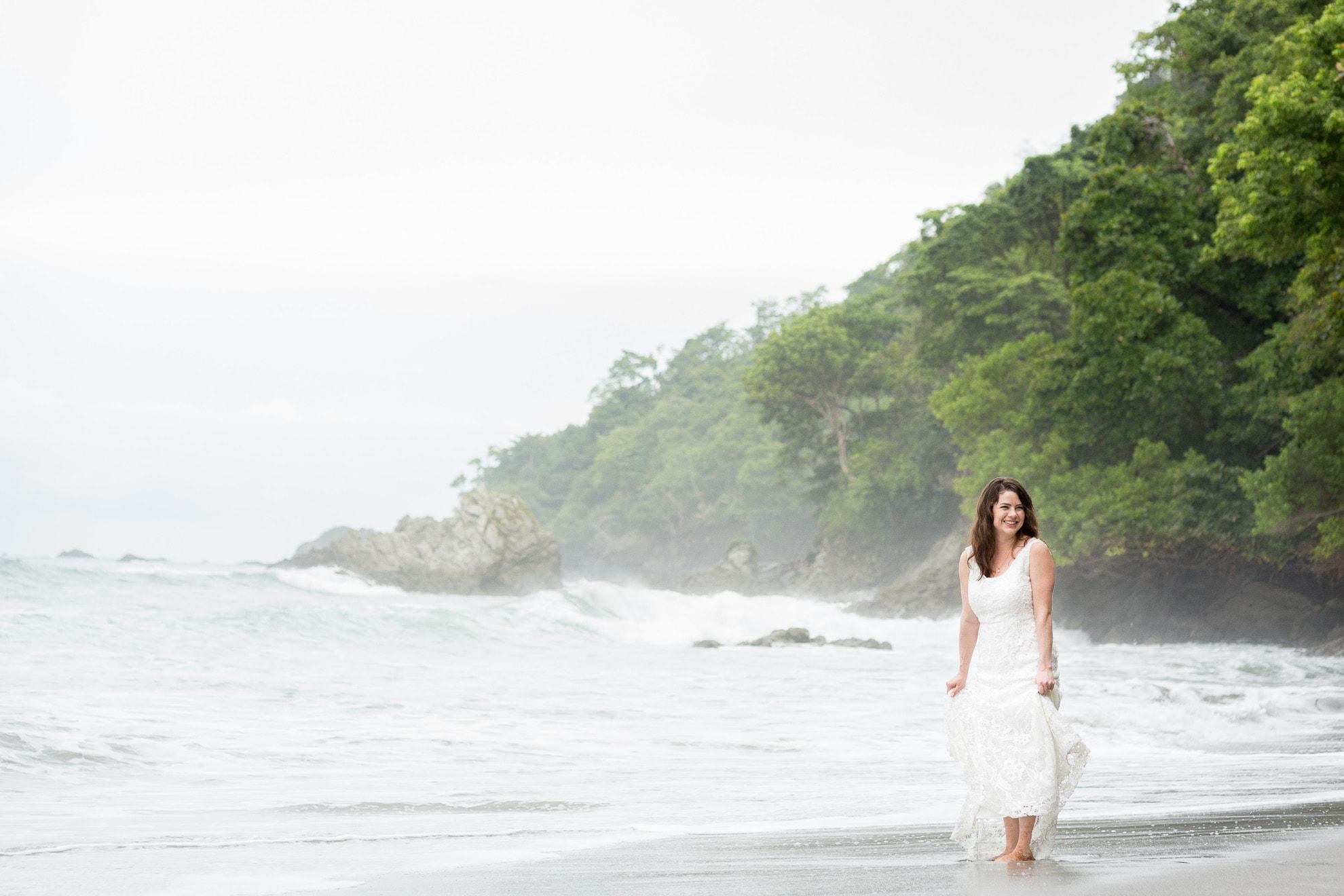 Backdrops in Costa Rica Weddings