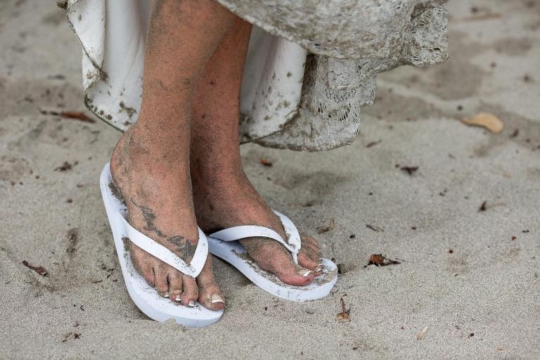 Married in Flip Flops