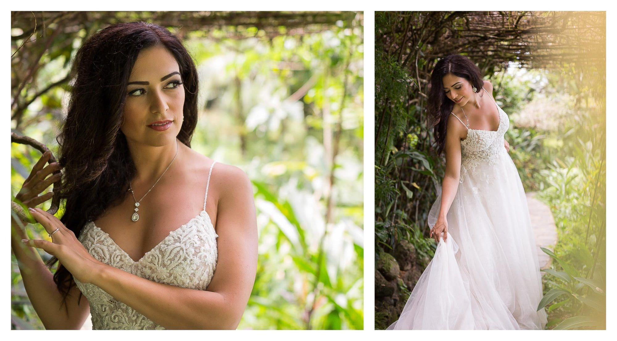 Bridal Portraits at La Paloma Lodge