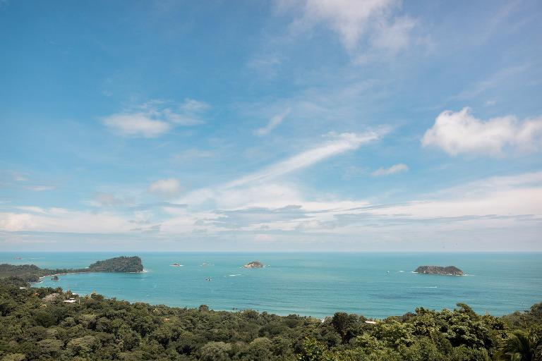 view from La Mariposa Destination Wedding