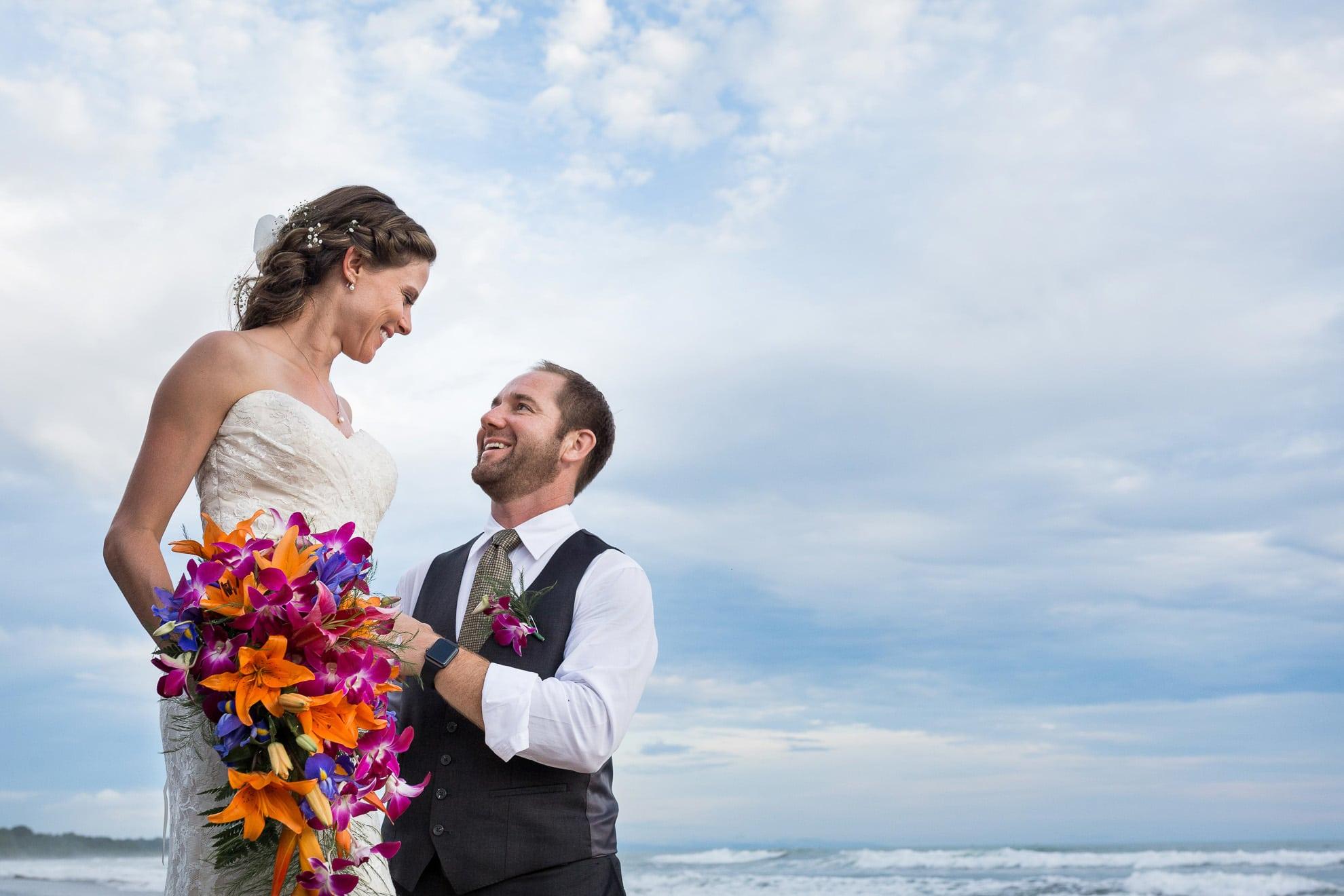 Wedding in Uvita Costa Rica