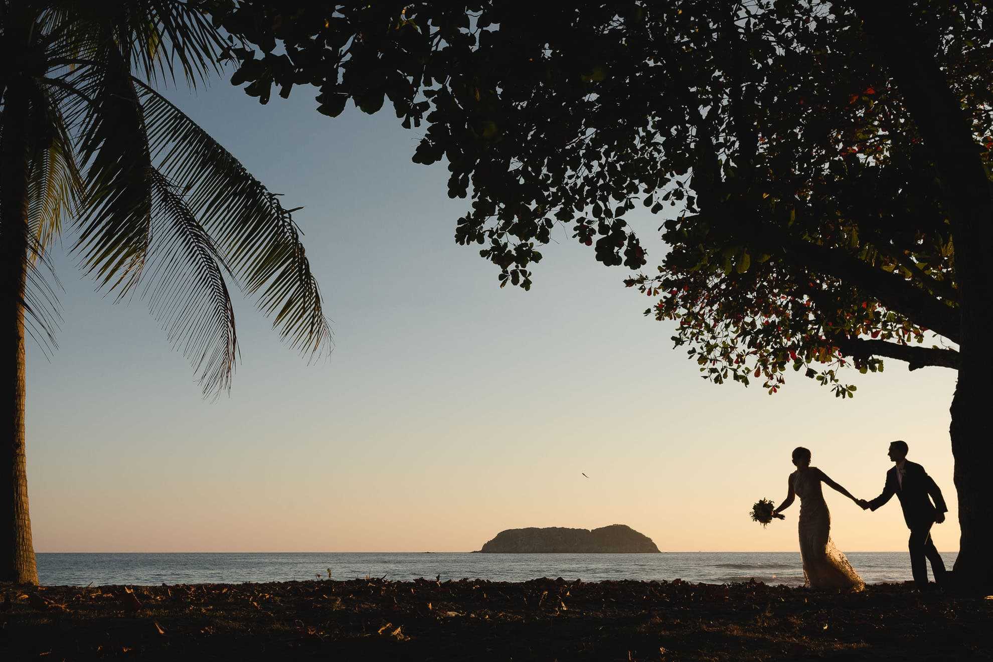 Beach Wedding at Costa Verde