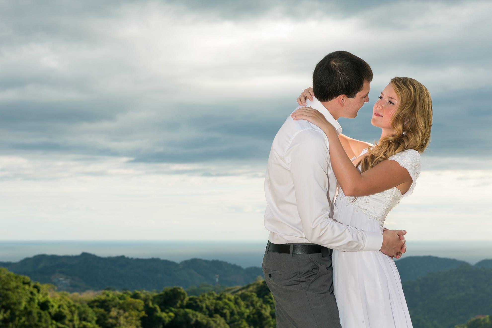 Wedding views at Zephyr Palace